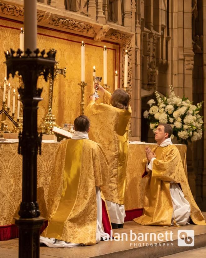 Candlemas Service at St. Thomas Church